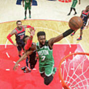 Jaylen Brown Art Print
