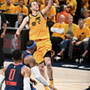 Joe Ingles Art Print