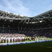 Juventus FC v FC Crotone - Serie A Art Print