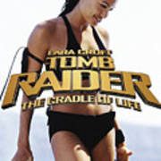 Lara Croft Tomb Raider The Cradle Of Life 2003 Photograph By Geek N Rock