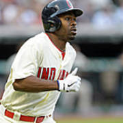 Michael Bourn Art Print