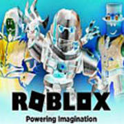 Roblox Poster Roblox Digital Art By Andres Perea