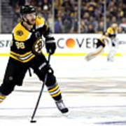 Toronto Maple Leafs v Boston Bruins - Game Seven Art Print