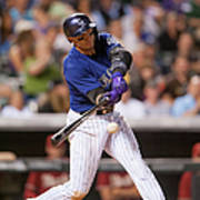 Troy Tulowitzki Art Print