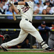 Joe Mauer Art Print