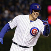 Anthony Rizzo Art Print