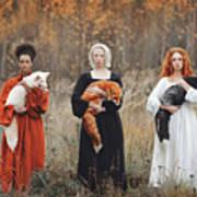 Autumn Equinox Art Print