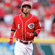 Billy Hamilton Art Print