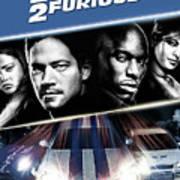 2 Fast 2 Furious 2003 Digital Art By Geek N Rock