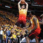 Georges Niang Art Print