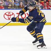 NHL: MAR 29 Red Wings at Sabres Art Print