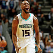 Kemba Walker Art Print