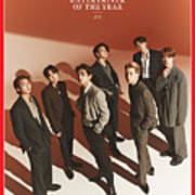 2020 Entertainer of the Year - BTS Art Print