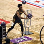 2020 NBA All-Star - Taco Bell Skills Challenge Art Print