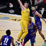2021 70th NBA All-Star Game Art Print