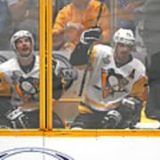 2017 NHL Stanley Cup Final - Game Three Art Print