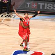 69th NBA All-Star Game Art Print