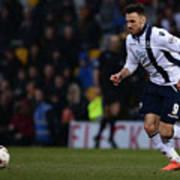 Bradford City v Millwall - Sky Bet League One Art Print