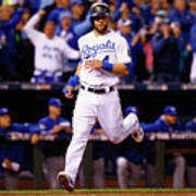 Alex Gordon Art Print