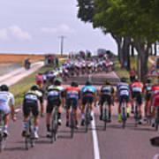 Cycling: 104th Tour de France 2017 / Stage 7 Art Print