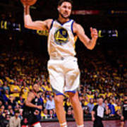 Klay Thompson Art Print