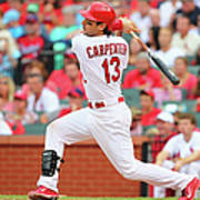 Matt Carpenter Art Print