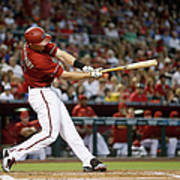 Paul Goldschmidt Art Print