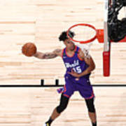 2020 NBA All-Star - Rising Stars Game Art Print
