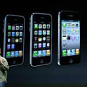 Apple Introduces iPhone 5 Art Print