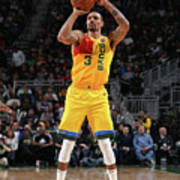 George Hill Art Print