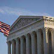 Supreme Court Justice Antonin Scalia Dies At Age 79 Art Print