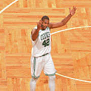Al Horford Art Print