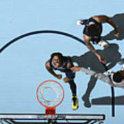 Miami Heat v Memphis Grizzlies Art Print