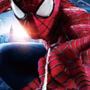 The Amazing Spider Man 2 2014 Digital Art By Geek N Rock