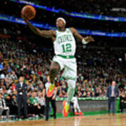 Terry Rozier Art Print