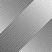 Abstract Background Slope Black Diagonal Lines Art Print