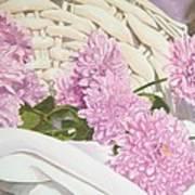 Floral Art Print For Sale Still Life Oil Painting  Art Print
