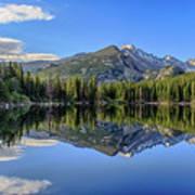 Bear Lake Reflection Art Print