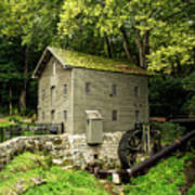 Beck's Mill - Salem, Indiana Art Print