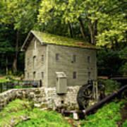 Beck's Mill - Salem, Indiana Art Print