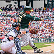 Billy Burns and Billy Butler Art Print