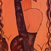 Cigar Bar Couture Art Print