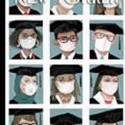 Class Of 2020 Art Print