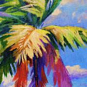 Colorful Palm Art Print