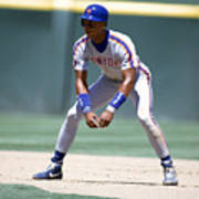 Darryl Strawberry Art Print