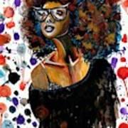 Dope Chic Art Print