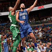 Evan Fournier Art Print