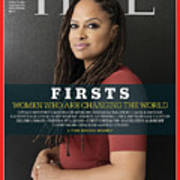 Firsts - Women Who Are Changing the World, Ava Duvernay Art Print