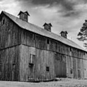 Indiana Barn #276 Art Print