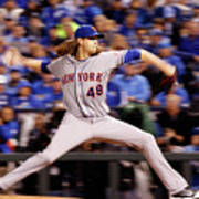 Jacob Degrom Art Print